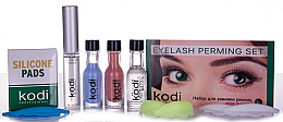 Духи, Парфюмерия, косметика Набор для биозавивки ресниц - Kodi Professional