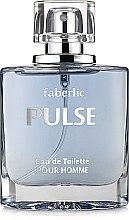 Faberlic Pulse - Туалетная вода — фото N2
