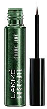 Духи, Парфюмерия, косметика Подводка для глаз - Lakme India Absolute Shine Line Eye Liner