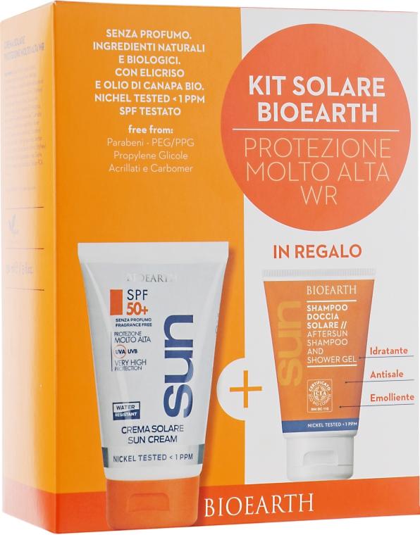 Солнцезащитный набор - Bioearth Solare Kit SPF50