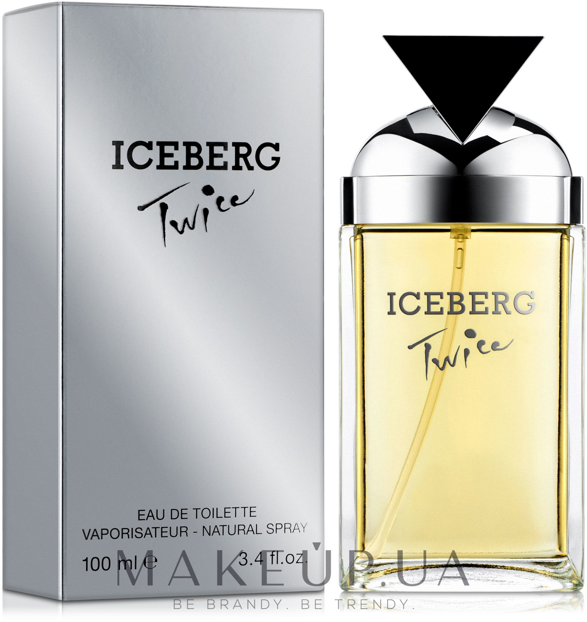 Iceberg Twice - Туалетная вода — фото 100ml