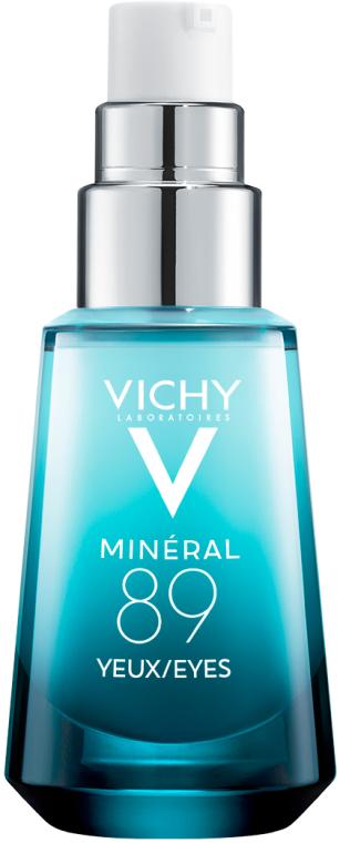 Гель для восстановления и увлажнения кожи вокруг глаз - Vichy Mineral 89 Repairing Eye Fortifier
