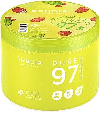"""Универсальный гель """"Кактус"""" - Frudia My Orchard Cactus Real Soothing Gel 97%"""