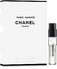 Духи, Парфюмерия, косметика Chanel Paris-Biarritz - Туалетная вода (пробник)