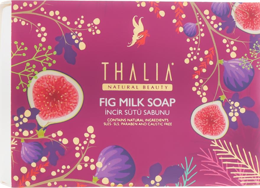 Натуральное мыло с инжиром - Thalia