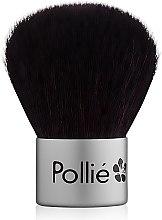 Духи, Парфюмерия, косметика Кисть для макияжа натуральная, 03560 - Pollie Makeup Brush