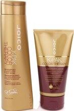 Духи, Парфюмерия, косметика Набор - Joico K-Pak Color Therapy Shampoo (shm/300ml + mask/150ml)