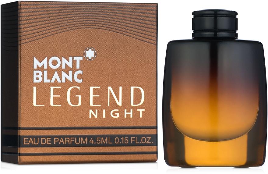 Montblanc Legend Night - Парфюмированная вода (миниатюра)