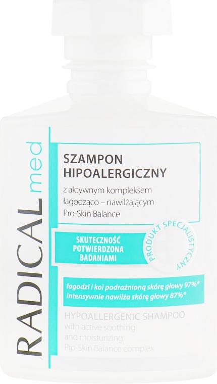 Шампунь гипоаллергенный - Farmona Radical Med Hypo-Allergenic Shampoo With Soothing And Moisturising Effect