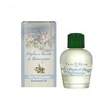 Духи, Парфюмерия, косметика Парфюмированное масло - Frais Monde Mallow And Hawthorn Berries Perfume Oil