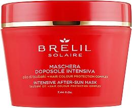 Духи, Парфюмерия, косметика Маска для волос после пребывания на солнце - Brelil Solaire Intensive After-Sun Mask