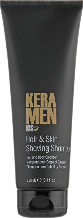 Шампунь-кондиционер для всех типов волос - Kis Care KeraMen All in One Shampoo