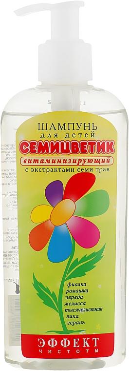 """Шампунь для детей """"Семицветик"""" - Фитодоктор"""