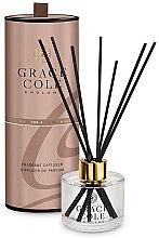 Духи, Парфюмерия, косметика Аромадиффузор для дома - Grace Cole Boutique Oud Accord & Velvet Musk Fragrant Diffuser