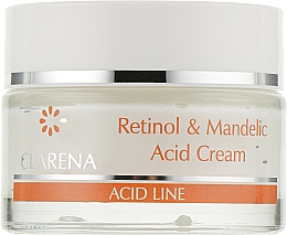 Духи, Парфюмерия, косметика Крем с ретинолом и миндальной кислотой - Clarena Retinol & Mandelic Acid Cream