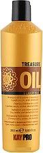 """Духи, Парфюмерия, косметика Шампунь для волос """"Драгоценное масло"""" - KayPro Treasure Oil Shampoo"""