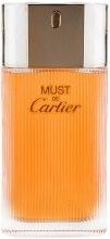 Духи, Парфюмерия, косметика Cartier Must de Cartier - Туалетная вода (тестер)