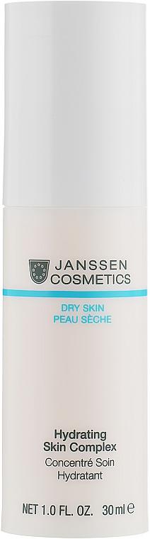Суперувлажняющий концентрат с гиалуроновой кислотой - Janssen Cosmetics Hydrating Skin Complex
