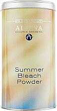 Духи, Парфюмерия, косметика Обесцвечивающая пудра с ароматом ванили - Alcina Summer Bleach Powder