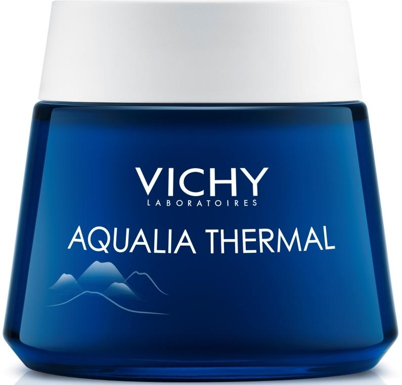 Ночной крем-гель для глубокого увлажнения - Vichy Aqualia Thermal Night SPA