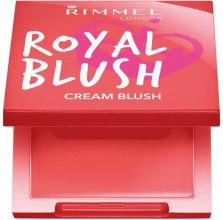 Кремовые румяна - Rimmel Royal Blush Cream Blush — фото N1