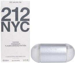 Carolina Herrera 212 NYC - Туалетна вода (Тестер без кришечки) — фото N3
