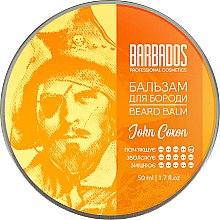 Духи, Парфюмерия, косметика Бальзам для бороды - Barbados Pirates Beard Balm John Coxon