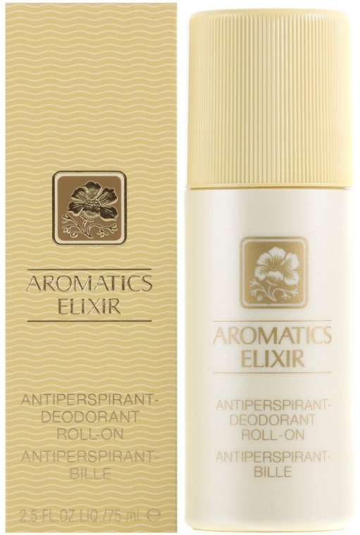 Clinique Aromatics Elixir - Дезодорант