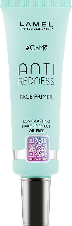 Праймер для лица - Lamel Professional Oh My Face Anti-Redness Primer