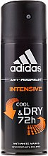 Духи, Парфюмерия, косметика Дезодорант - Adidas Anti-Perspirant Intensive Cool Dry 72h