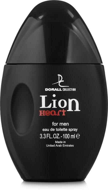 Dorall Collection Lion Heart - Туалетная вода