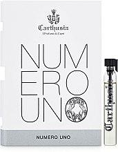 Духи, Парфюмерия, косметика Carthusia Numero Uno - Парфюмированная вода (пробник)