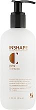 Духи, Парфюмерия, косметика Шампунь для вьющихся волос - Inshape Curl Shampoo