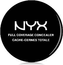 Консилер - NYX Professional Makeup Concealer In A Jar — фото N2