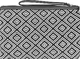 Косметичка, черно-белая - Matis — фото N2
