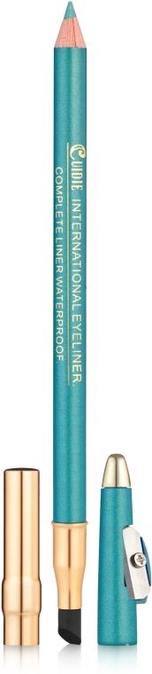 Карандаш для глаз с растушевкой и точилкой - Vizavi Professional Cuidie Color
