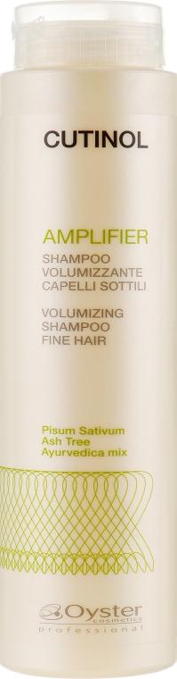 Шампунь для придания объема - Oyster Cosmetics Cutinol Amplifier Shampoo