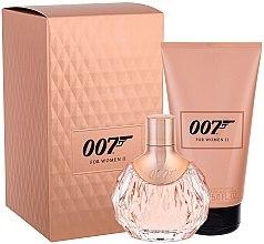Духи, Парфюмерия, косметика James Bond 007 for Women II - Набор (edp/50ml + b/lot/150/ml)