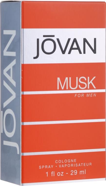 Jovan Musk For Men - Одеколон