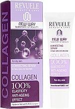 Духи, Парфюмерия, косметика Сыворотка для лица и век - Revuele New Way Collagen Correcting Serum