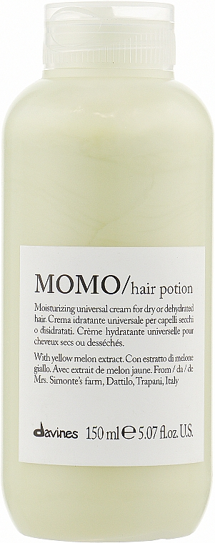 Универсальный несмываемый увлажняющий крем - Davines Hair Potion