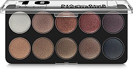 Духи, Парфюмерия, косметика Палетка теней для век - DoDo Girl 10 Color Diamond Eyeshadow