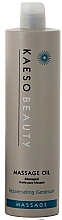 Духи, Парфюмерия, косметика Масло массажное для тела - Kaeso Massage Oil with Premium Natural Oils