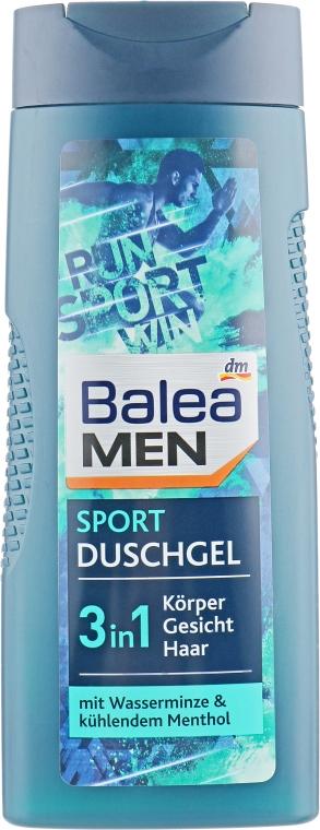 """Гель для душа """"Спорт"""" - Balea Men Sport Duschgel"""