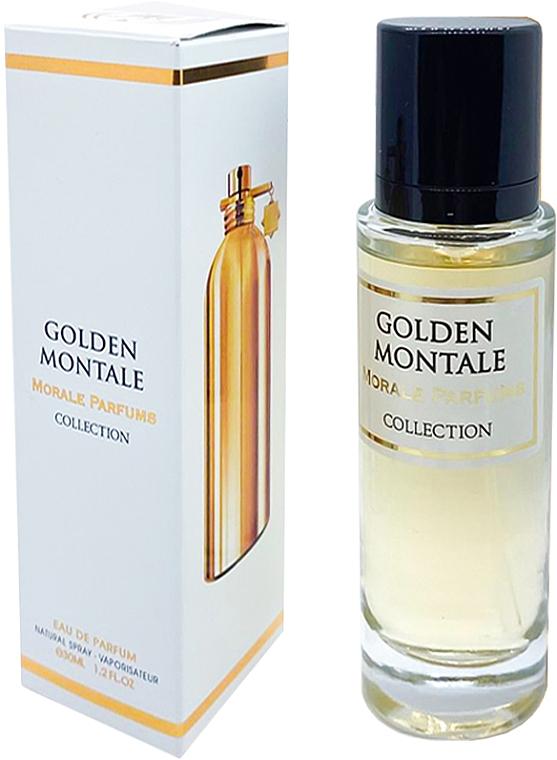 Morale Parfums Golden Montale - Парфюмированная вода