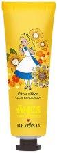 Духи, Парфюмерия, косметика Крем для рук с цитрусовым ароматом - Beyond Alice in Glow Citrus Ribbon Hand Cream