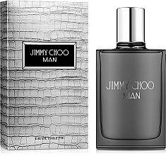 Духи, Парфюмерия, косметика Jimmy Choo Man - Туалетная вода (мини)