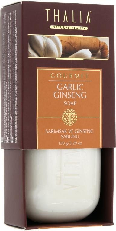 """Натуральное мыло """"Чеснок и женьшень"""" - Thalia Gourmet Garlic and Ginseng Soap"""