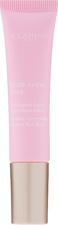 Крем-гель для кожи вокруг глаз - Clarins Multi-Active Yeux Instant Eye Reviver