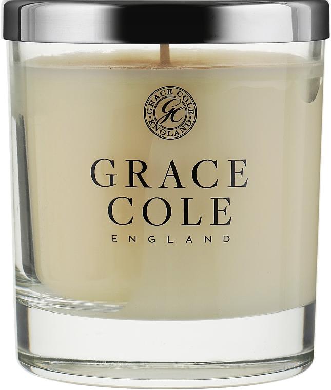 Ароматизированная свеча - Grace Cole Grapefruit Lime & Mint